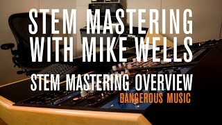 Stem Mastering Part 1: Stem Mastering Overview | Mike Wells