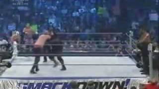 rey mysterio, cm punk, kane vs big daddy v, mvp, mark henry part1