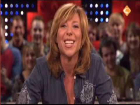 Claudia De Breij Weet Wel Raad Met Prem Dwdd Youtube