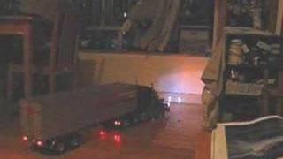 Tamyia Tractor Truck DIY Wireless Semi-Trailer Set