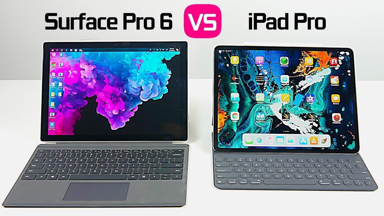 Ipad Pro Oder Surface