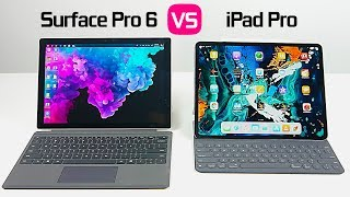 Download 2018 iPad Pro vs Surface Pro 6 Mp3 and Videos