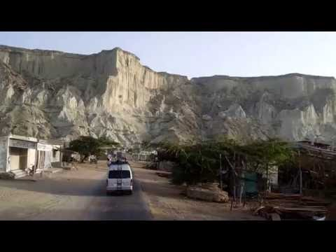 Going to Gawadar Hammer Head Bridge | Koh e Batil Mount | Tourism Pakistan