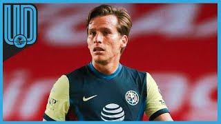 "El ""Oso"" González busca ser titular indiscutible en el esquema de Miguel Herrera en América"