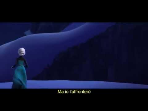 Frozen: Il Regno di Ghiaccio -- All'alba Sorgerò - Edizione Karaoke | HD