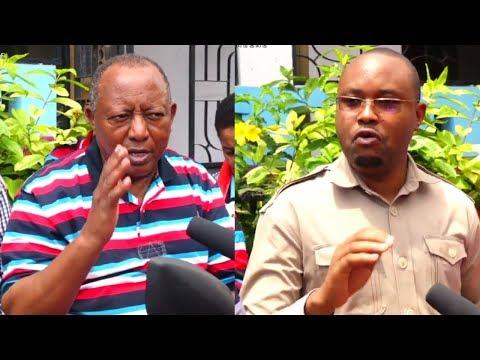BREAKING: Sumaye, Mnyika, Kubenea Wapokea Pikipiki 4, Kuhusu Uchaguzi!!