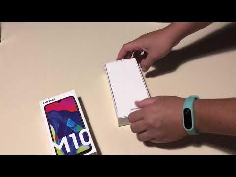 Мобильный телефон Samsung Galaxy M10 2/16GB Charcoal Black (SM-M105GDAGSEK)