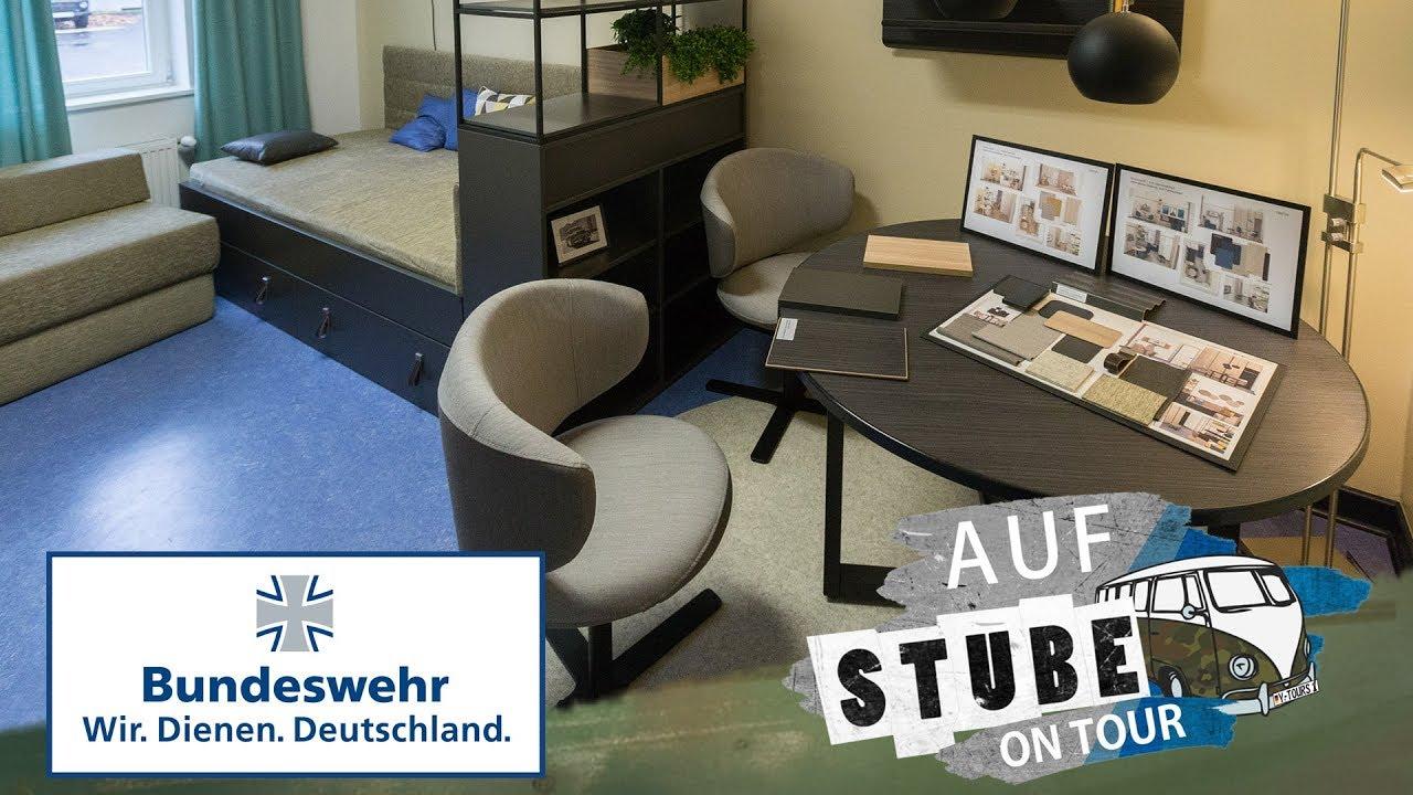 36 Auf Stube On Tour Die Neue Stube Der Bundeswehr Youtube