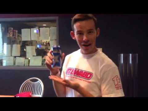 Gossip Greg's Energy Drink Commercial