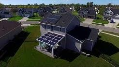 Solar Panel Pergola - Lancaster, NY