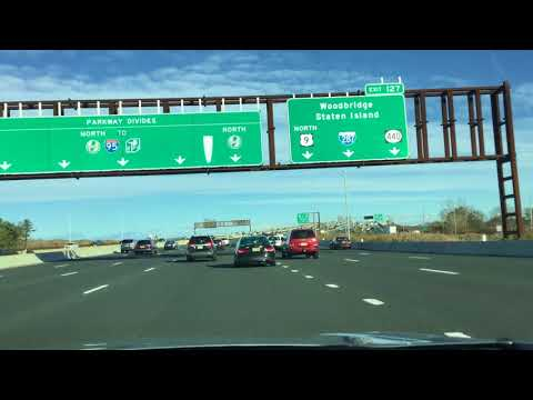 Multi-vehicle crash jams Garden State Parkway with major delays ...