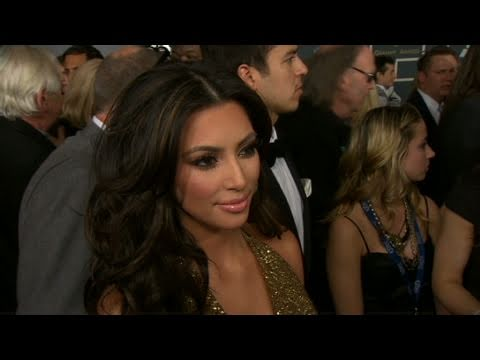 CNN: Kim Kardashian on red carpet