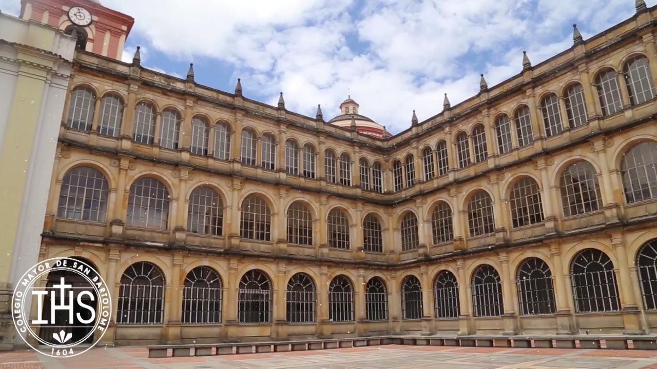 Resultado de imagen para Fotos del Colegio Mayor de San Bartolomé