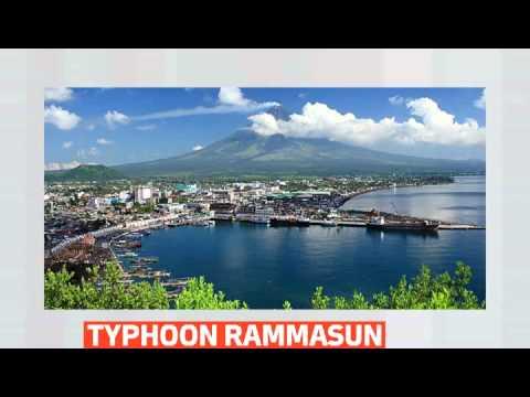 mitv - 3 missing as Typhoon Rammasun hits Philippines