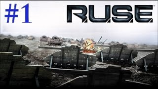 RUSE - Welcome to the Front