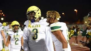 High School Football: Cajon vs. Downey