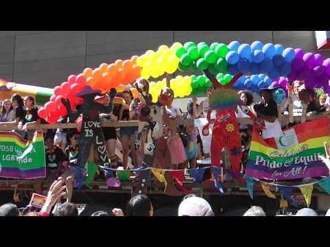 Toronto Pride Parade 2017 - Part 3  (Adult Content - Nudity)
