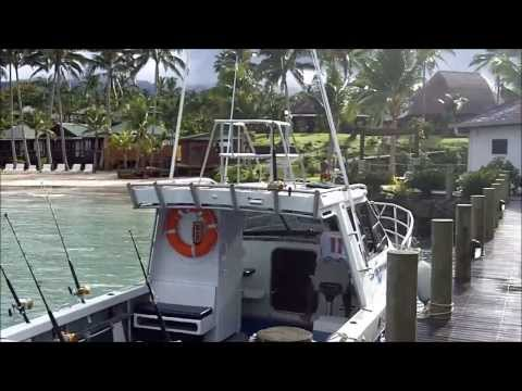 Fishing In Samoa - Sinalei Reef Resort Charter