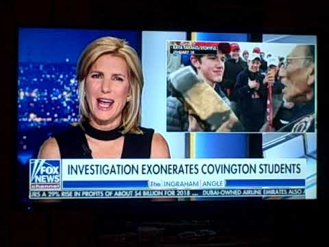 Independent Investigation Proves Covington Catholic Boys Falsely Accused