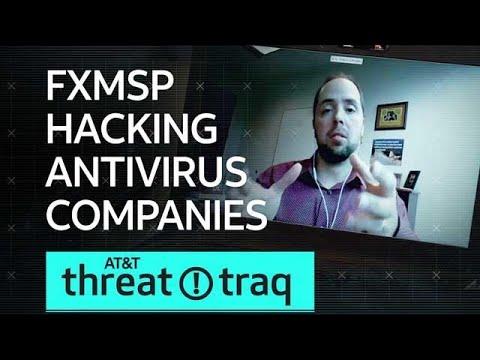 5/16/19 Fxmsp Hacking Antivirus Companies | AT&T ThreatTraq