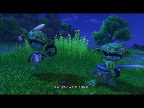 Dragon Quest XI [Jp,PS4] Playthrough #046, Sorutiko Sidequests: Sea Golems and Kandar Pirates