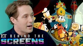 DuckTales is BACK! Beck Bennett Teases DuckTales REVIVAL on Disney XD | Behind The Screens
