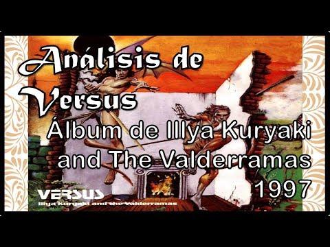 Review y Análisis   VERSUS - Illya Kuryaki and The Valderramas   1997   Doctrina-Rock #29