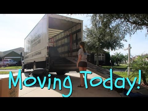 Moving Day Vlog is here! Moving out! First night in our new house!