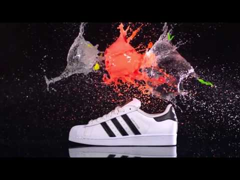 PAINT BALLOON VS CREP PROTECT - BALLOON BURST IN SUPER SLOW MOTION! (1000fps)