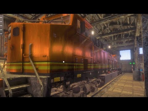 Train Mechanic Simulator 2017 - BNSF  