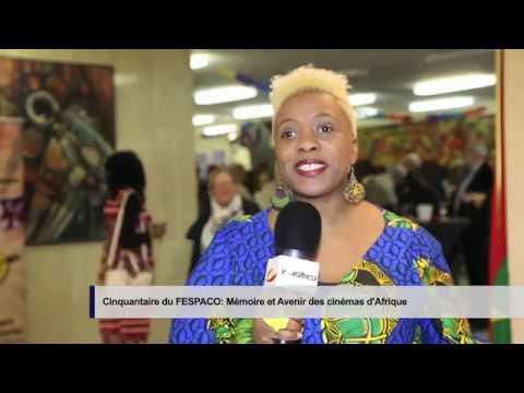 FESPACO 2019 CONFERENCE  BXL