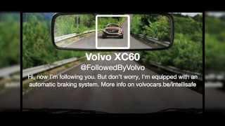 """Volvo - """"@FollowedByVolvo"""" (BBDO Belgium)"""