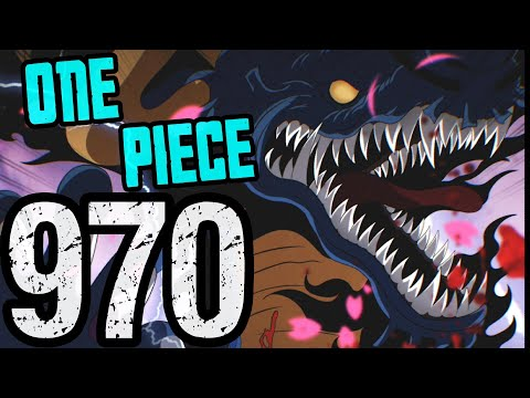 """One Piece Chapter 970 Review """"Fool Vs. Dragon"""""""