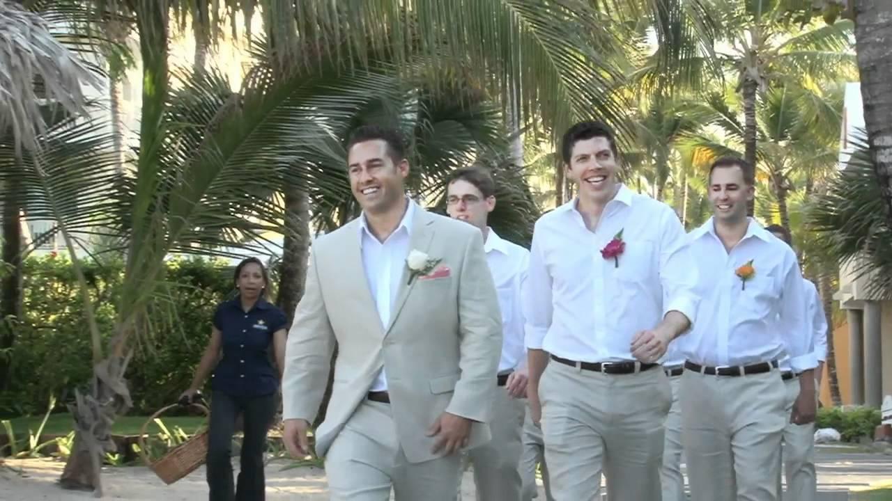 Best Wedding Film Punta Cana April 20 2017 Iberostar Bavaro