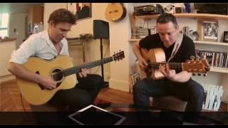 """Jean-Felix Lalanne & Eric Gombart  """"live a? la maison"""" 1"""
