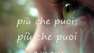 Eros Ramazzotti Cher Più Che Puoi