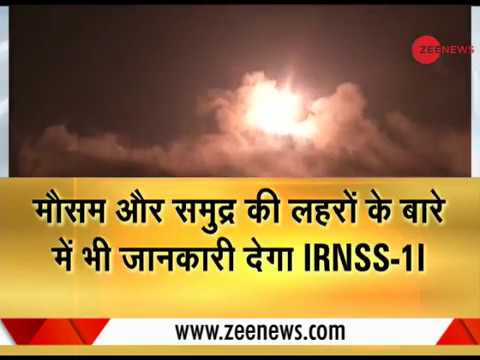 Sriharikota: ISRO launches PSLV-C41/IRNSS-1I from Satish Dhawan Space Centre