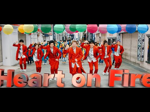 DA PUMP / 「Heart on Fire」YouTube ver. + Spot