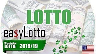 Washington Lottery Results  Competitors List