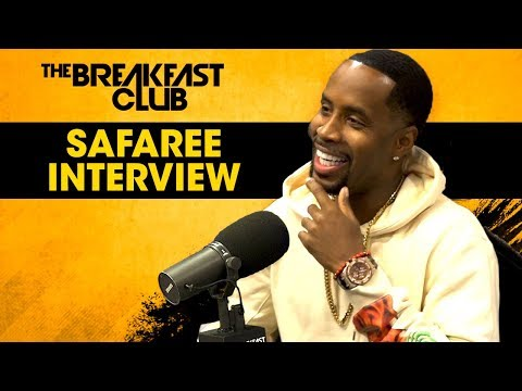 Download Youtube: Safaree Talks Nicki Minaj Heartbreak And Blocks Out The Haters While Spitting Very Intense Bars