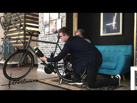 Pendix EDrive - So Wird Jedes Fahrrad Zum E-Bike!