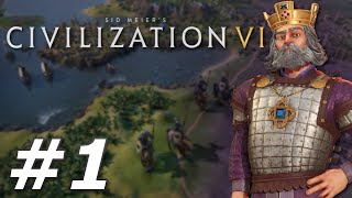 Civilization 6: Deity Byzantium - A Solid Start (Part 1)
