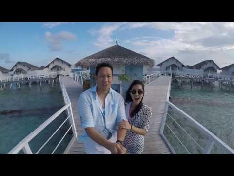 ZomOlan Travelbook to Centara grand island resort and spa Maldives
