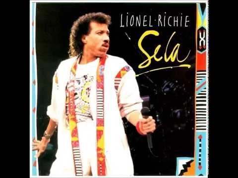 Lionel Richie - Sela 12'' (1986)