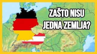 Zašto NEMAČKA I AUSTRIJA nisu JEDNA ZEMLJA?