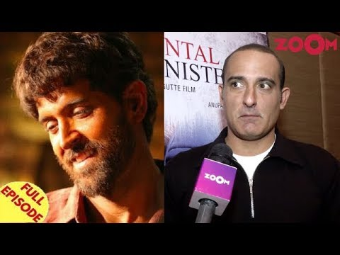 Hrithik Roshan's Super 30 in controversies | Akshaye Khanna on TAPM controversy & more