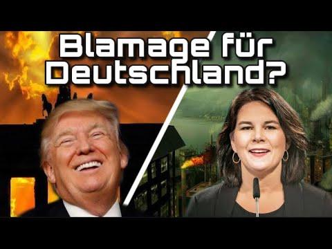 Kanzlerin Baerbock: Blamage für Deutschland?