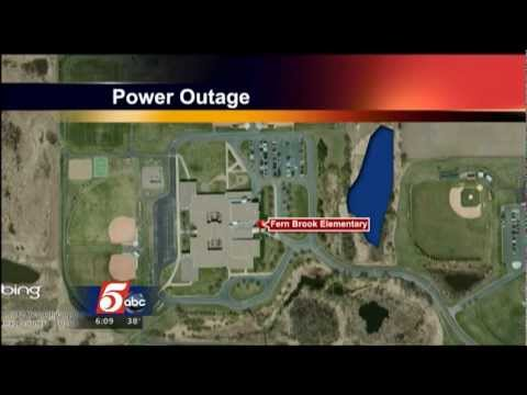 Fernbrook Elementary School - Power Outage