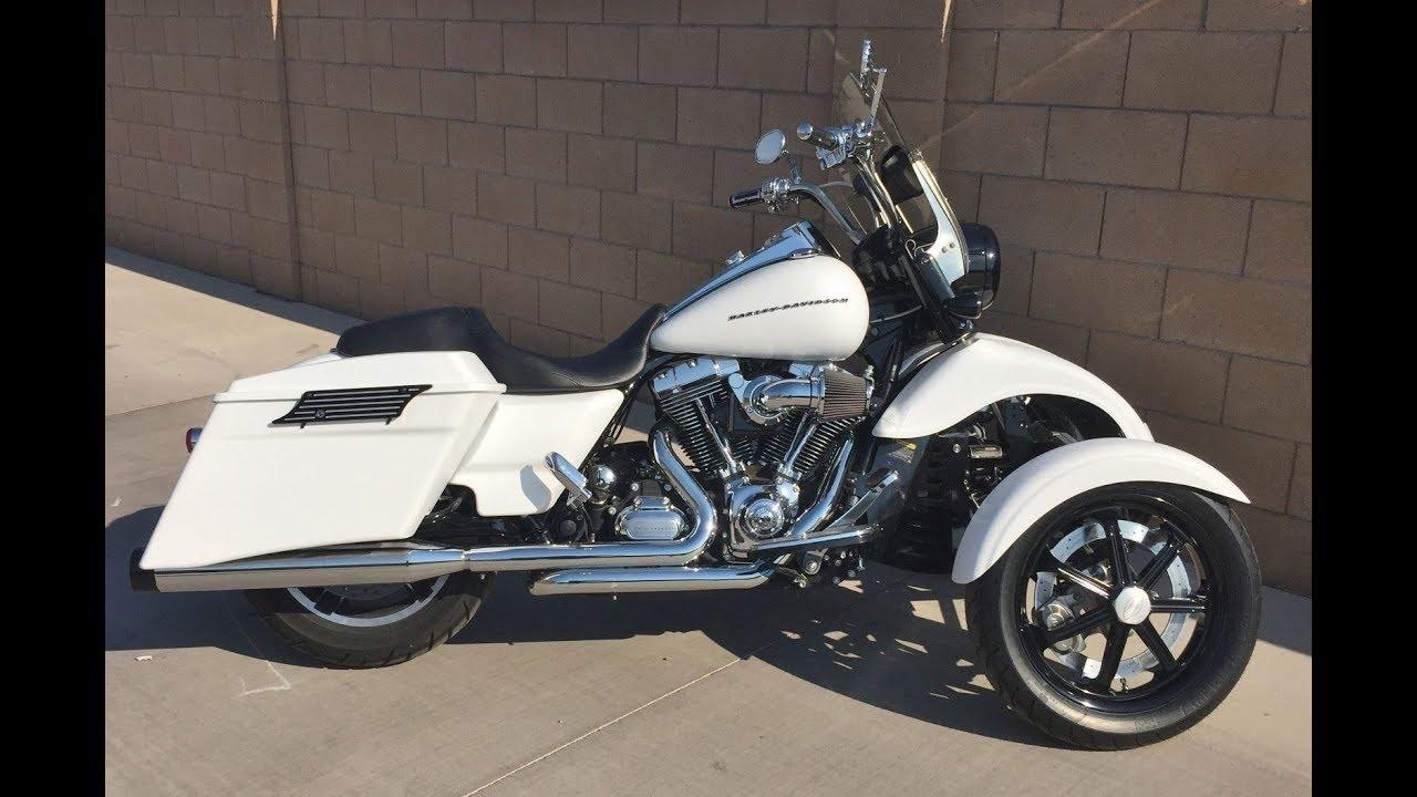 New 2018 Harley Davidson Touring Reverse Trike 162 New