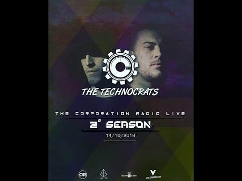 TECHNO DJ SET / THE CORPORATION RADIO LIVE #020 WELCOME BACK TO THE CORPORATION